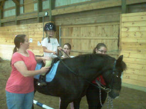 therapeutic riding research papers